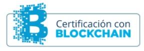 Con Blockchain.