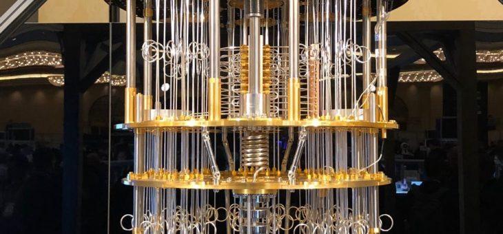 Más sobre computación cuántica.