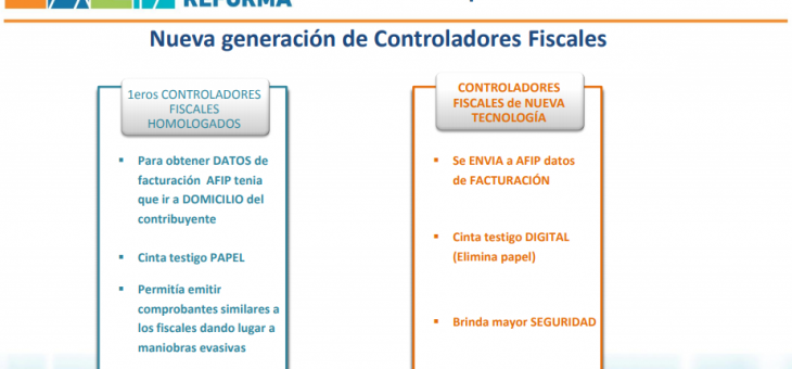 AFIP cambiará el sistema de facturación actual.