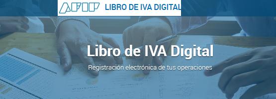Proyecto Libro IVA Digital