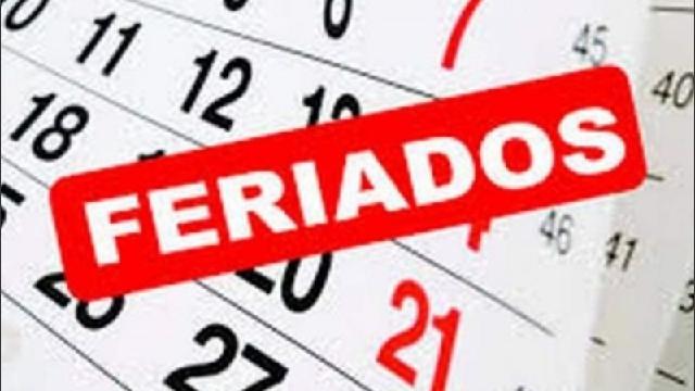 FERIADOS PUENTE 2021.